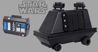 Mouse Droid Star Wars com Controle Remoto