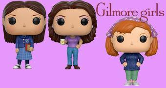 Bonecas Pop! da Série Gilmore Girls!