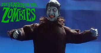 The Plague of the Zombies 1966 – Action Figure do Filme Epidemia de Zumbis (Hammer)