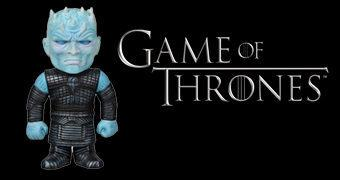 Classic Night King Hikari Sofubi – Boneco Funko Game of Thrones em Estilo Japonês