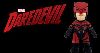 Boneco de Pelúcia Daredevil Netflix