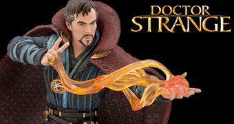 Estátua de Luxo Doctor Strange da Disney Store