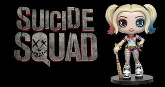 Boneca Harley Quinn Suicide Squad Bobble Head