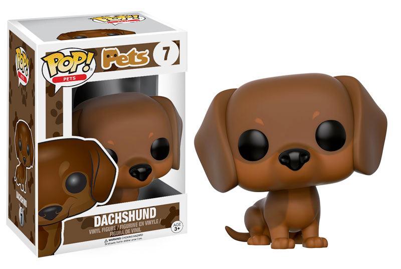 Pop Pets Funko S 233 Rie 2 C 227 Es De Estima 231 227 O Dachshund