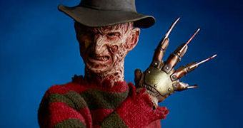 "Freddy Krueger ""A Nightmare on Elm Street"" – Action Figure Perfeita 1:6 Sideshow Collectibles"