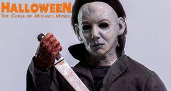 Halloween 6 – The Curse of Michael Myers – Action Figure Perfeita 1:6 Threezero Toys