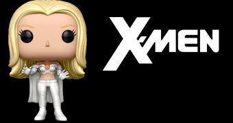 Boneca Emma Frost X-Men Pop! (Specialty Series)