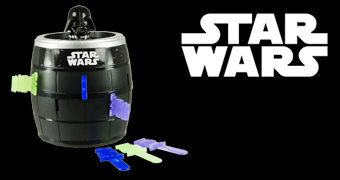 Jogo Pula Pirata Darth Vader Star Wars