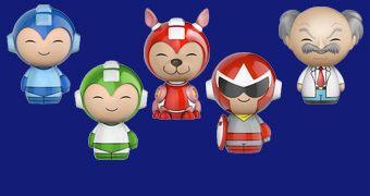 Bonecos Dorbz Mega Man