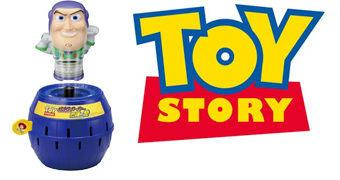 Jogo Pula Pirata Toy Story Buzz Lightyear Pop up Pirate!