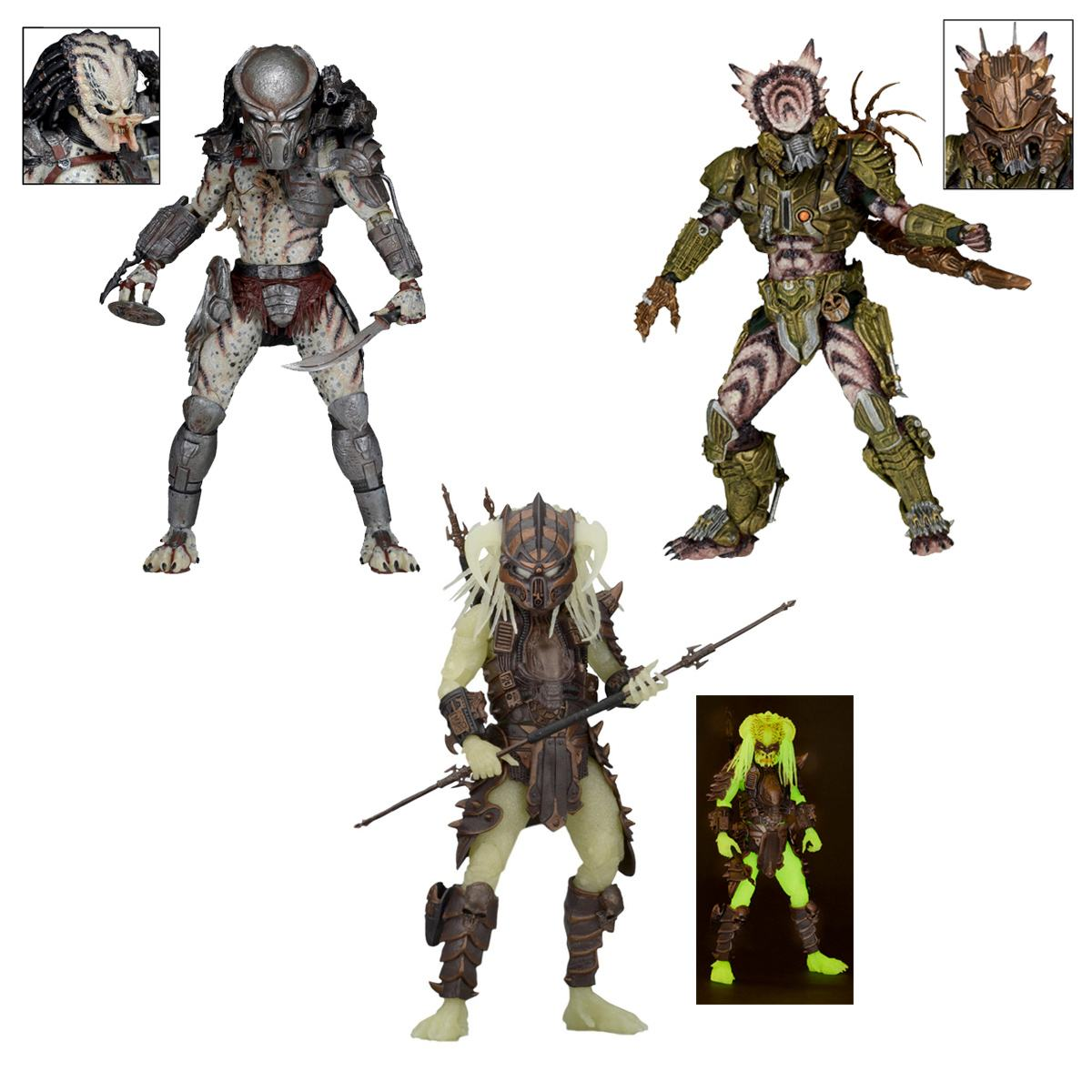 predator-series-16-action-figures