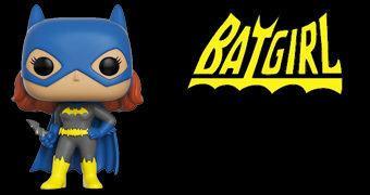 Boneca Batgirl Pop! (Specialty Series)