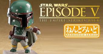 Boneco Nendoroid Boba Fett – Star Wars O Império Contra Ataca