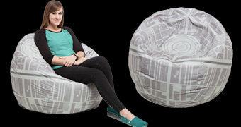 Pufe Estrela da Morte – Star Wars Death Star Bean Bag Chair