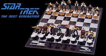 Xadrez Star Trek A Nova Geração