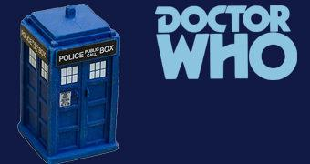 Borracha TARDIS Doctor Who