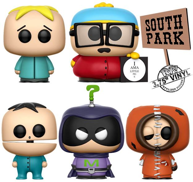 South Park Pop Bonecos De Vinil Da S 233 Rie Animada 171 Blog