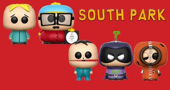 South Park Pop! – Bonecos de Vinil da Série Animada