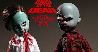 Living Dead Dolls Apresenta: Dawn of the Dead de George Romero