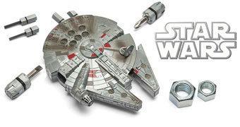 Ferramenta Multiuso Star Wars Millennium Falcon