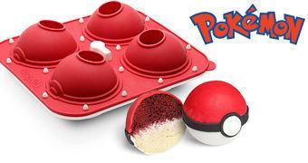 Formas de Cupcakes Pokébolas Pokémon!
