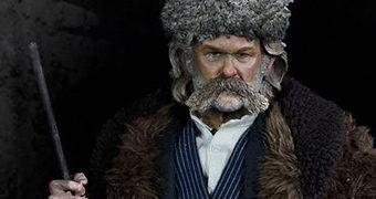 The Hang Man (Kurt Russell) Action Figure Perfeita Os Oito Odiados de Quentin Tarantino