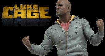 Luke Cage (Mike Colter) Marvel Netflix Gallery Diorama