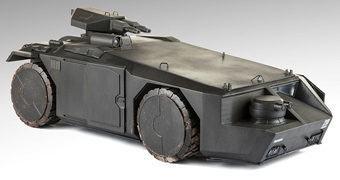 Aliens de James Cameron: Veículo Blindado M577 APC Escala 1:8