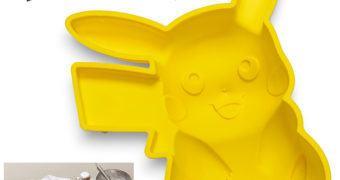 Forma de Bolo Pokémon Pikachu!