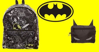 Mochila Batman Packable Backpack