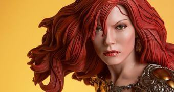 Red Sonja She-Devil Premium Format – Estátua 1:4 Sideshow Collectibles