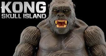 """Kong: Ilha da Caveira Figuras 3.75"""" Lanard Toys"""