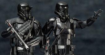 Estátuas Death Troopers ArtFX+ Star Wars Rogue One (Kotobukiya)