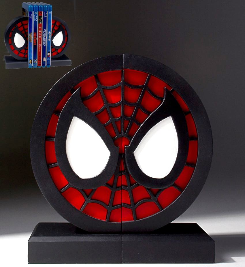 Spider-Man-Logo-Bookends-01