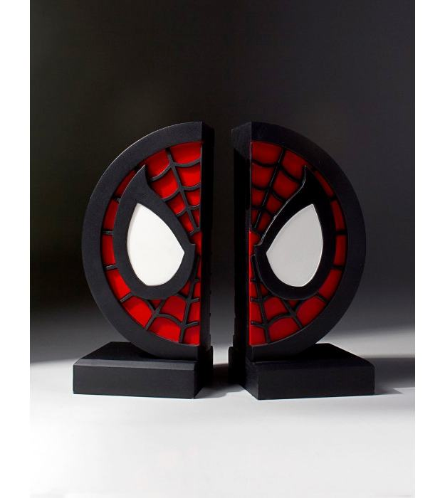 Spider-Man-Logo-Bookends-02