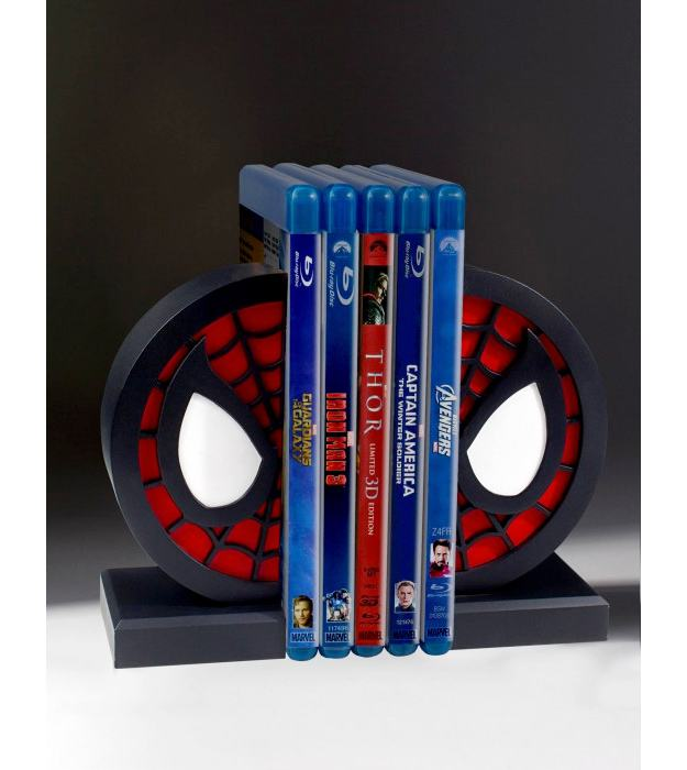 Spider-Man-Logo-Bookends-04