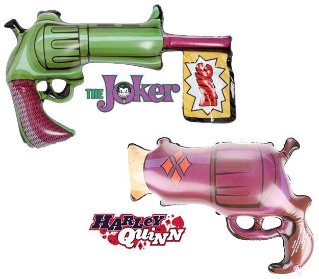 Armas-de-brinquedo-Inflaveis-Joker-e-Harley-Quinn-Inflatable-Guns-01