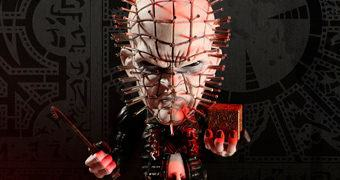 Hellraiser Pinhead Super-Deformed – Figura de Vinil Mezco
