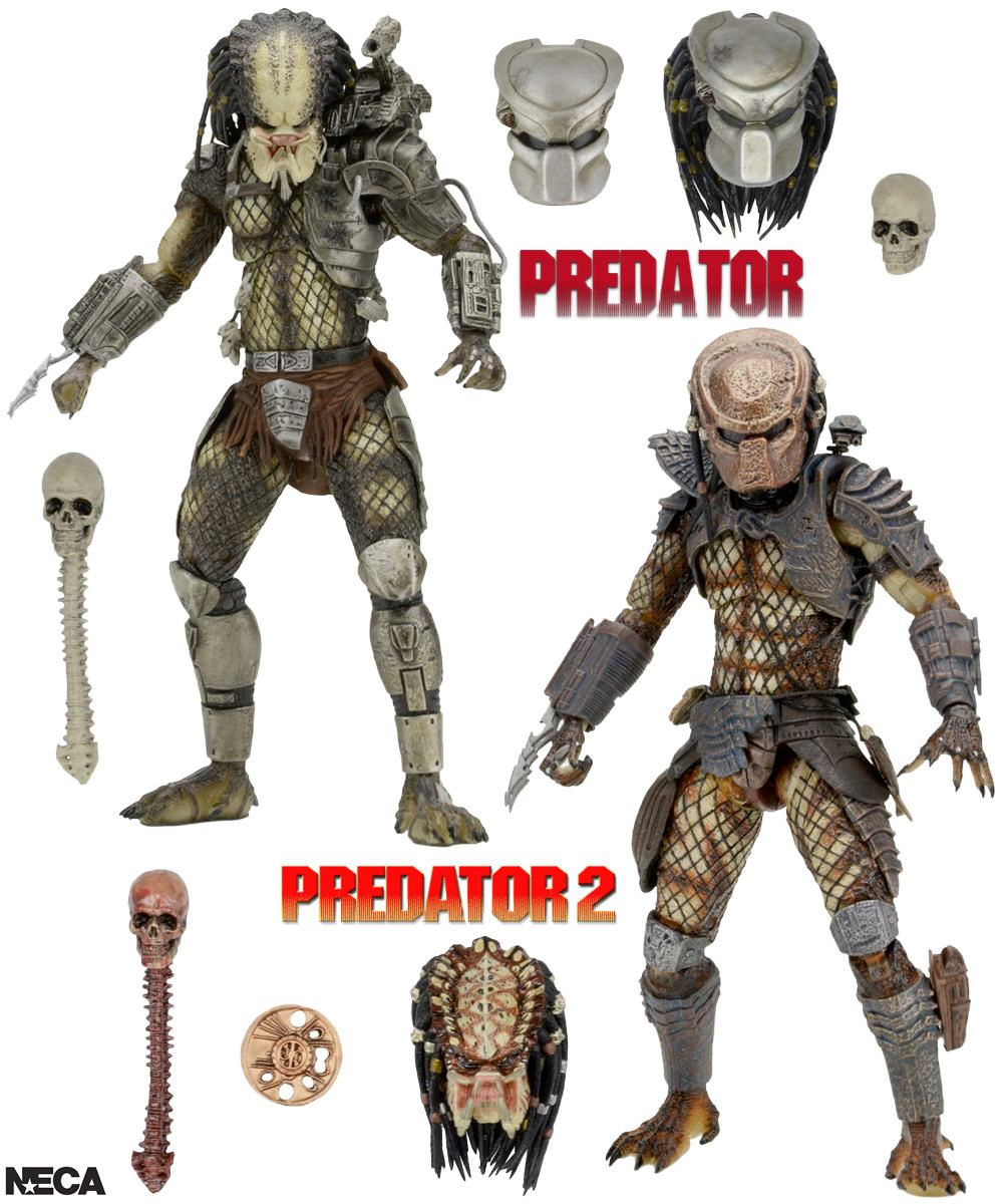Action-Figure-Predator-Neca-Ultimate-City-Hunter-e-Ultimate-Jungle-Hunter-01