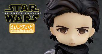 Boneco Nendoroid Kylo Ren – Star Wars O Despertar da Força