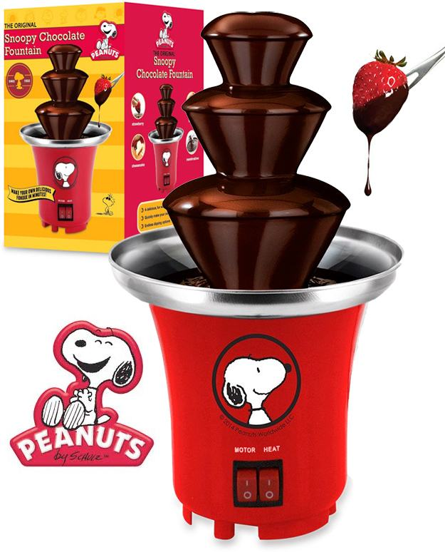 Fonte-de-Chocolate-Snoopy-Chocolate-Fountain-Fondue-Maker-01