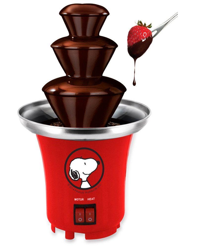 Fonte-de-Chocolate-Snoopy-Chocolate-Fountain-Fondue-Maker-02