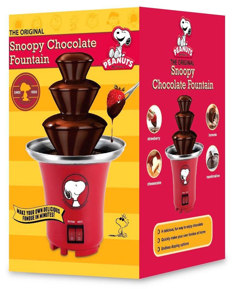 Fonte-de-Chocolate-Snoopy-Chocolate-Fountain-Fondue-Maker-03