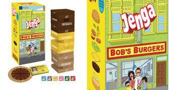 Jogo Jenga Bob's Burgers