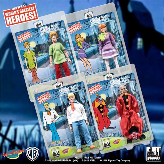 Scooby-Doo-Retro-8-Inch-Action-Figures-Series-One-11