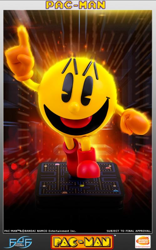 Pac-Man-17-Inch-Statue-First4Figures-01