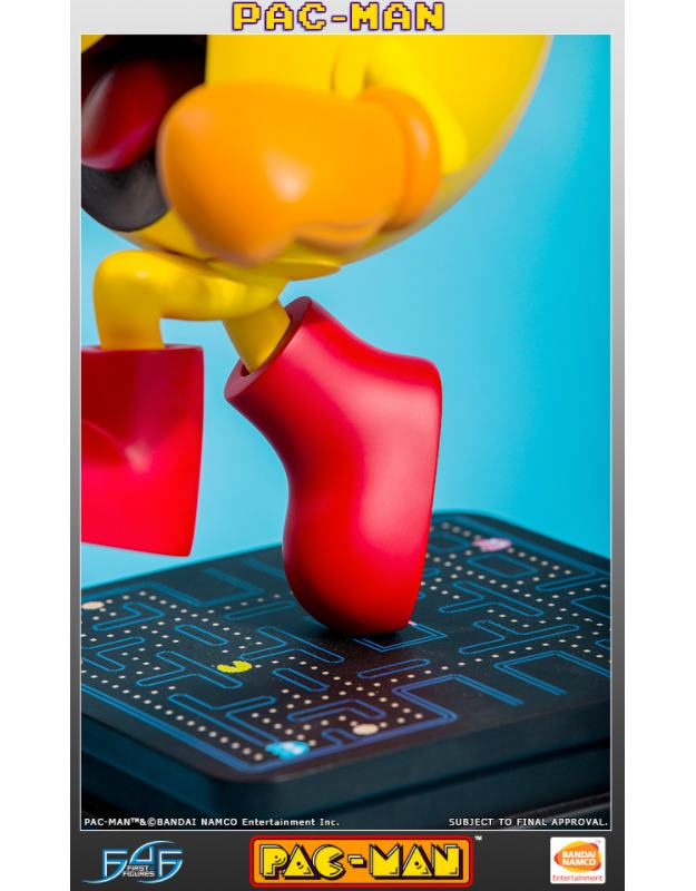 Pac-Man-17-Inch-Statue-First4Figures-03