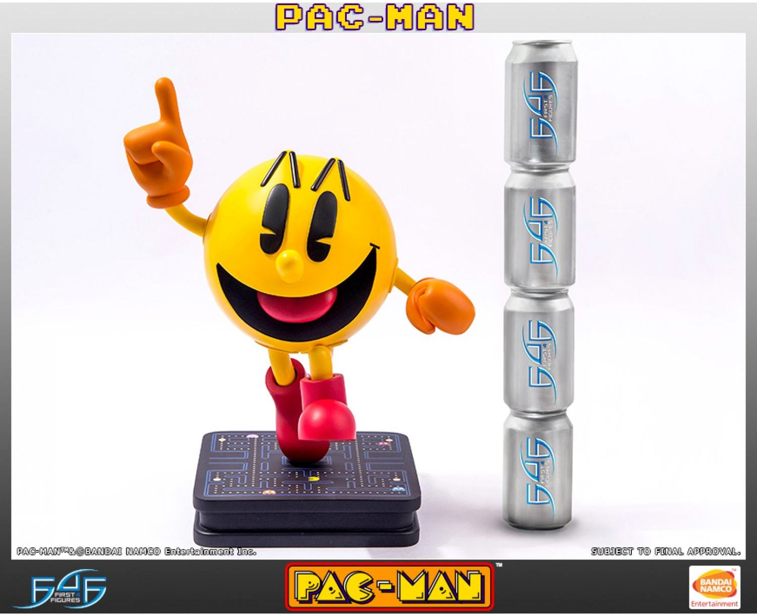 Pac-Man-17-Inch-Statue-First4Figures-06
