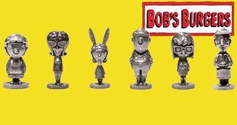 Bob's Burgers Monopoly – Jogo de Tabuleiro da Série Animada da Fox