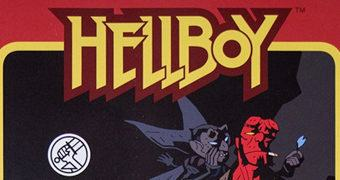 Hellboy ReAction – Action Figures Retro 3.75""